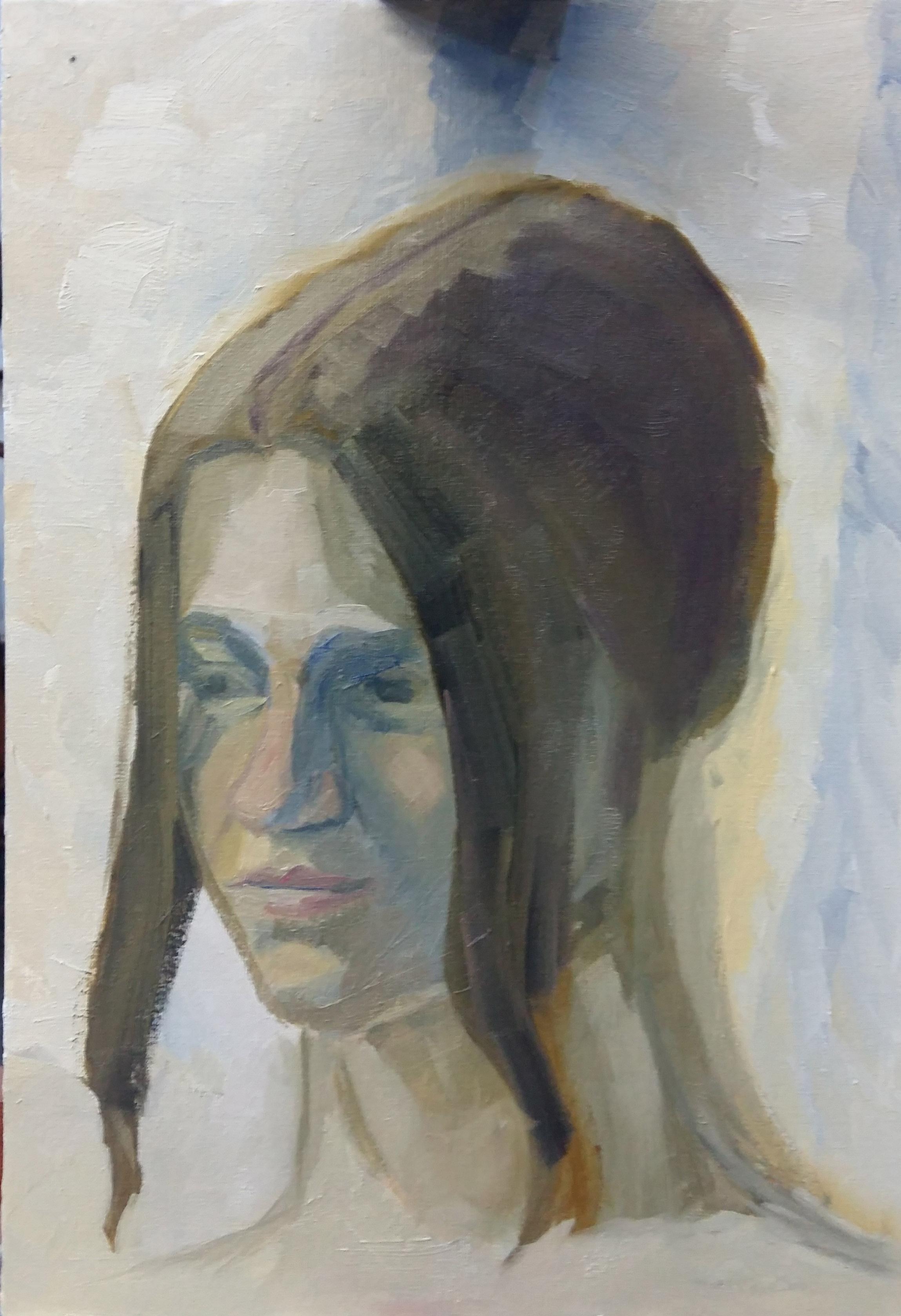 Этюд Портрет 2
