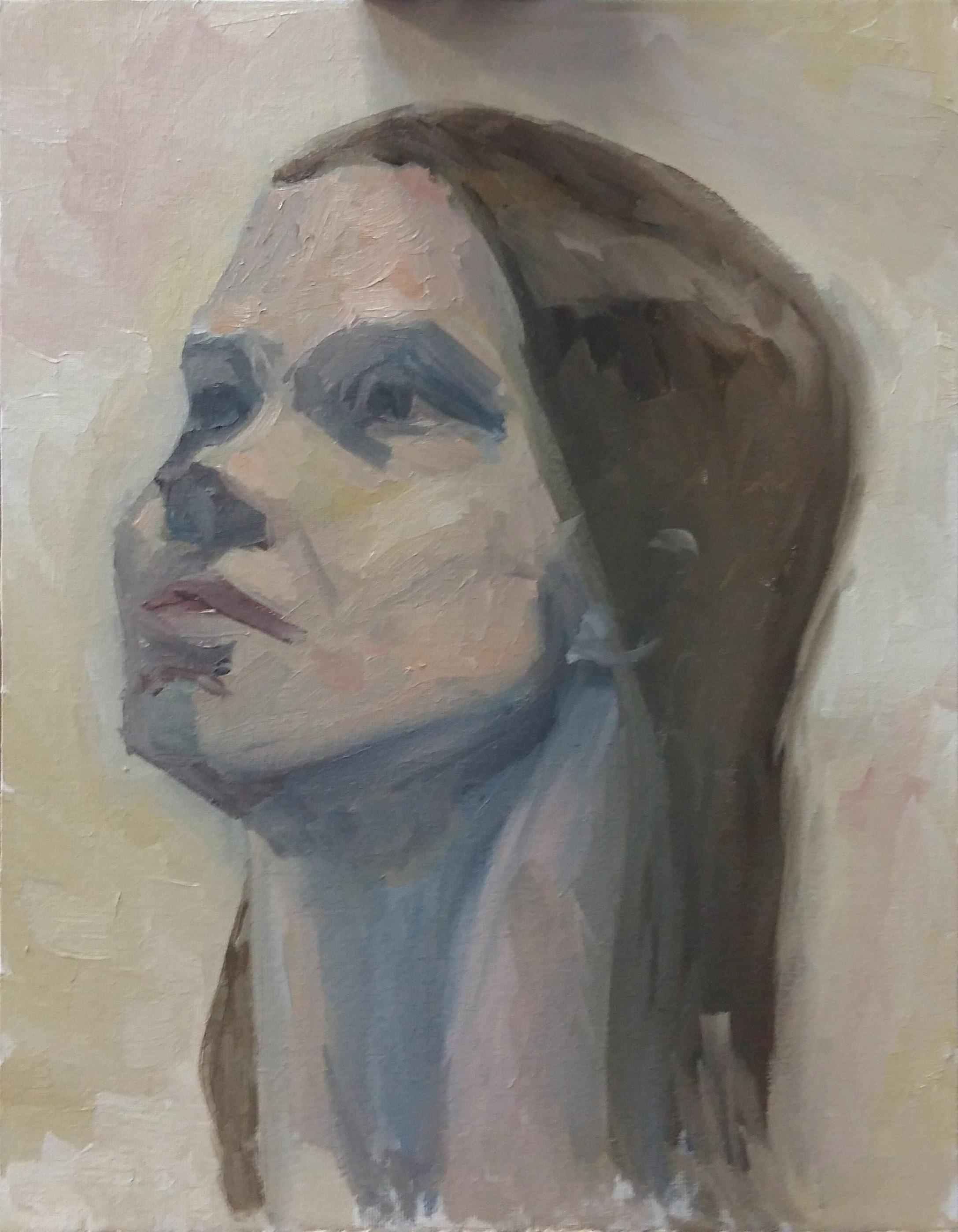 Этюд Портрет 1